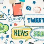 постов в социальных сетях