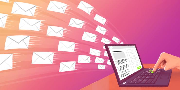 еmail-рассылок