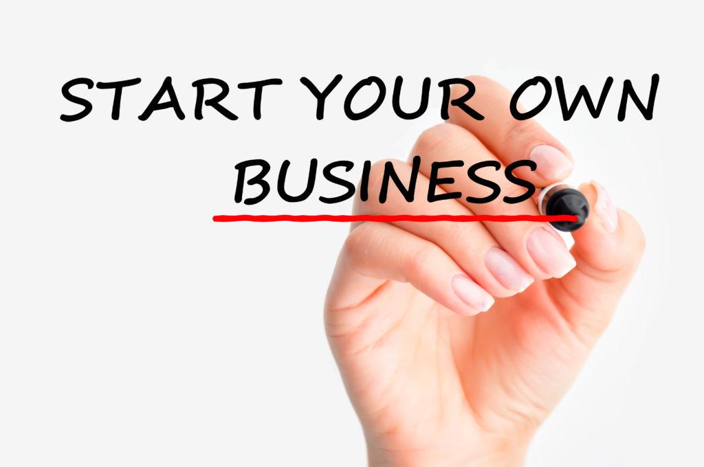создания бизнеса