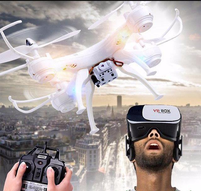 Заработок на VR-шлеме