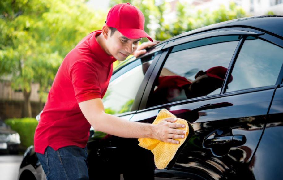 Бизнес на химчистке автомобилей