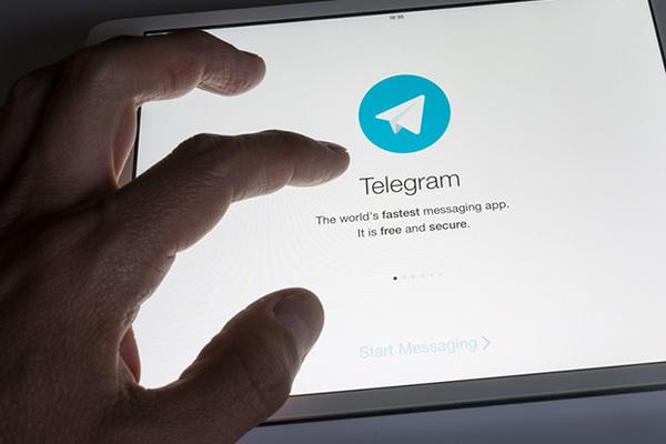 менеджер в Telegram